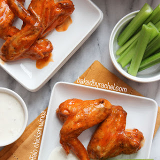 Buffalo Chicken Wings Dipping Sauce Recipes