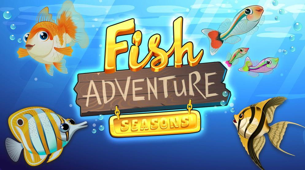 Fish Adventure Seasons Screenshot 1