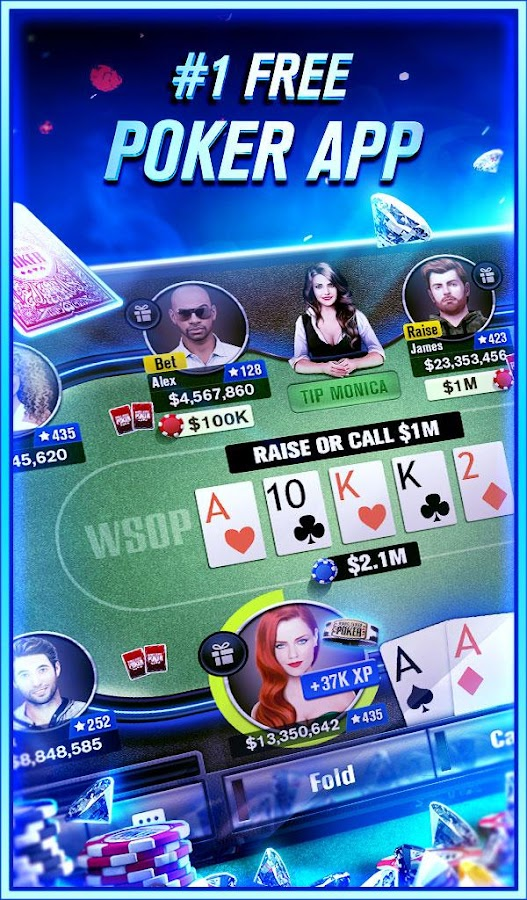 World Series of Poker – WSOP Screenshot 0
