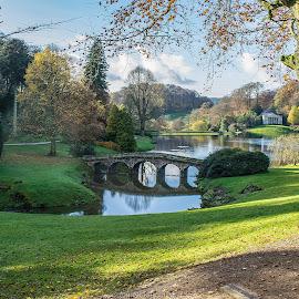 Stourhead by Jolyon Vincent - Nature Up Close Gardens & Produce
