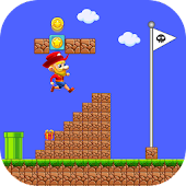 Super Adventure of Jabber APK for Bluestacks