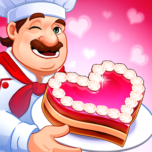 Cooking Dream: Crazy Chef Restaurant Cooking Games Online PC (Windows / MAC)