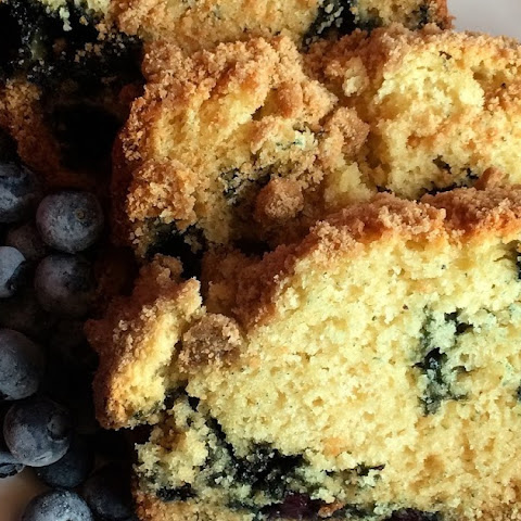Blueberry Muffin Bread