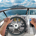 Drive Boat 3D Sea Crimea APK for Bluestacks