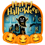 Happy Halloween Keyborad Theme For PC / Windows / MAC