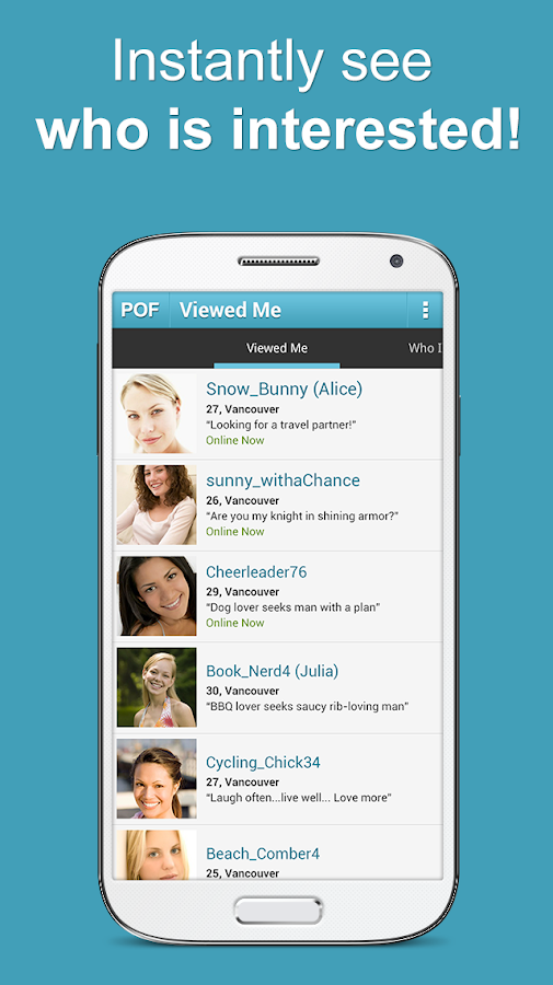 Free app for dating