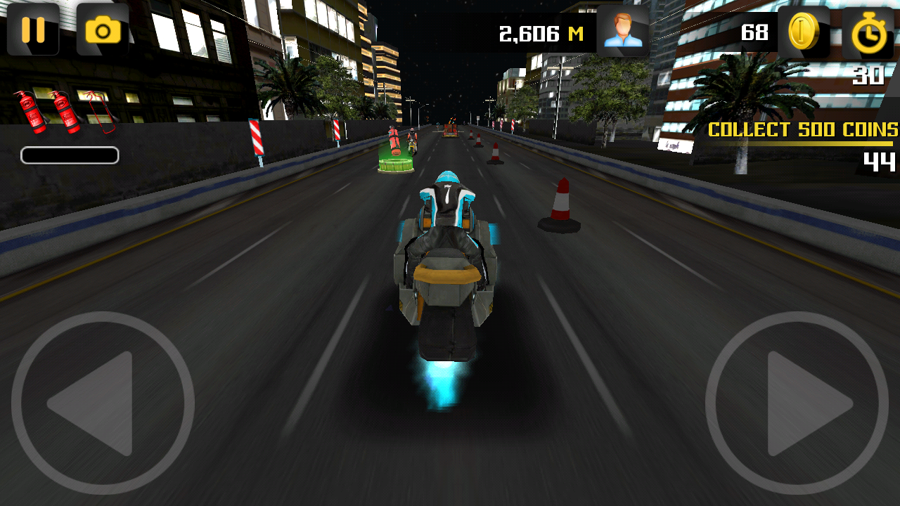 Turbo Racer - Bike Racing Screenshot 7