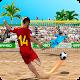 Shoot Goal Beach Soccer