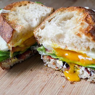 Thomas Keller's Breakfast Sandwich