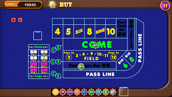 best online craps casino  android