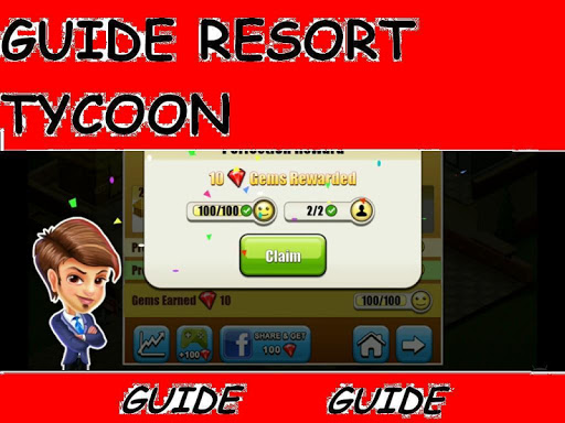 Guide for Resort Tycoon 2.3 - screenshot