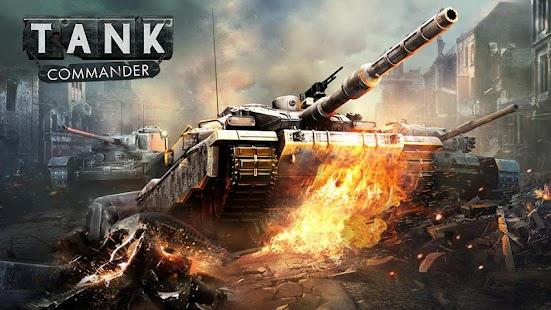 Скачать Tank Commander - Русский APK APK для Андроид - Ролевые скачать бесплатно.