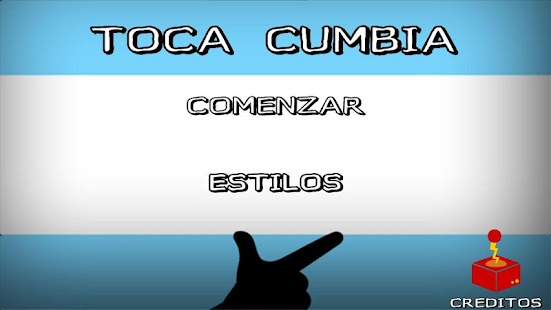 Toca Cumbia - screenshot
