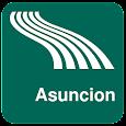 Asuncion Map offline