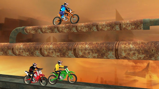 Bike Racer 2018 For PC