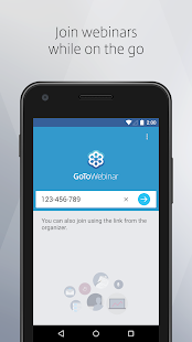 GoToWebinar Business app for Android Preview 1