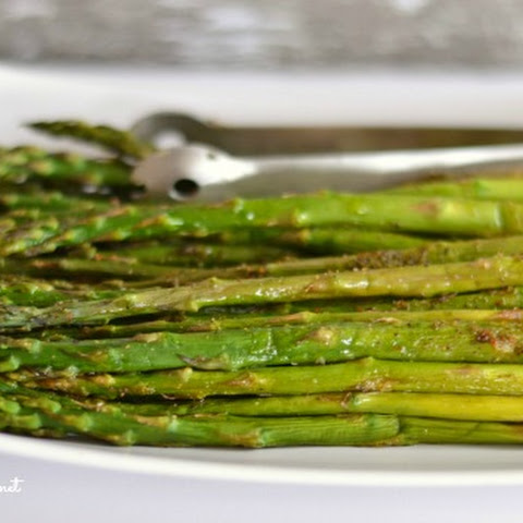 How to Make Tasty Oven Roasted Asparagus