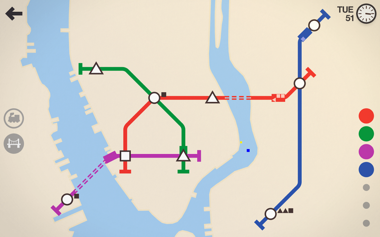Mini Metro Screenshot 10