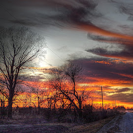 by Karen McKenzie McAdoo - Landscapes Sunsets & Sunrises