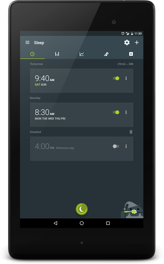 Sleep as Android Screenshot 19