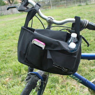 Baked Oatmeal Squares & Stroller Organizer Review