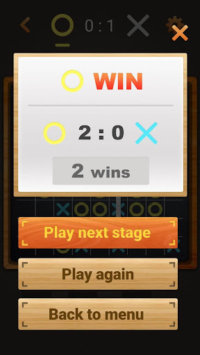 Tic Tac Toe   Puzzle Free For PC