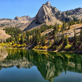 Lake Blanche  by Gosha L - Landscapes Mountains & Hills (  )