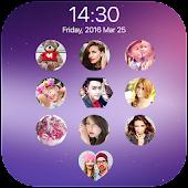 photo lock screen APK for Bluestacks