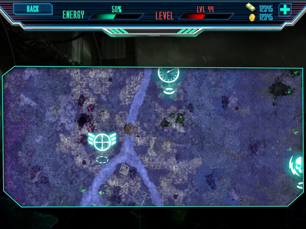 Alien Space Shooter 3D Screenshot 9