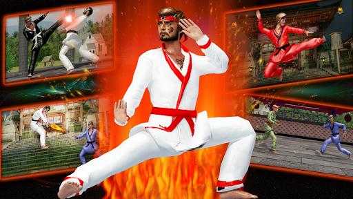 Karate Fighting Kung Fu Tiger screenshot 3