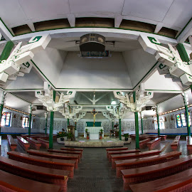 Salam Church by Agustinus Tri Mulyadi - Buildings & Architecture Places of Worship ( building, church )