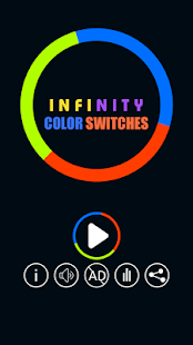 Infinity Color Switches - screenshot