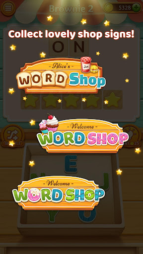 Word Shop - Brain Puzzle Games For PC