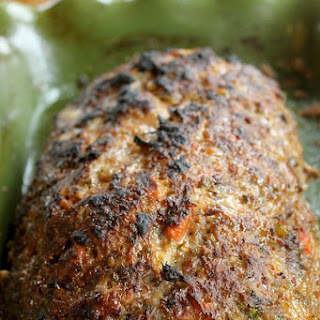 Pork and Beef Meatloaf