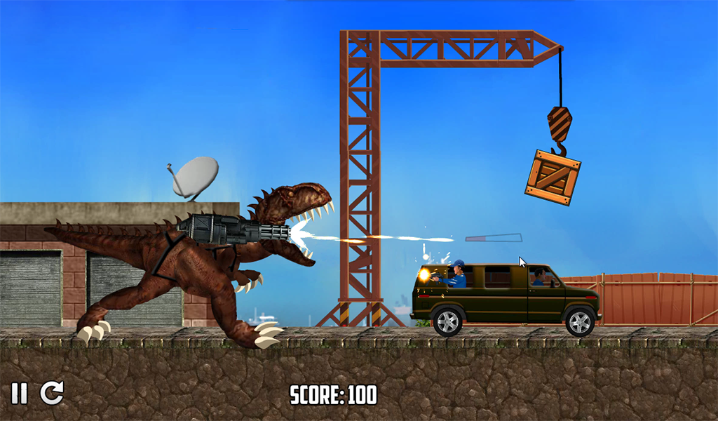 Mexico Rex Screenshot 8