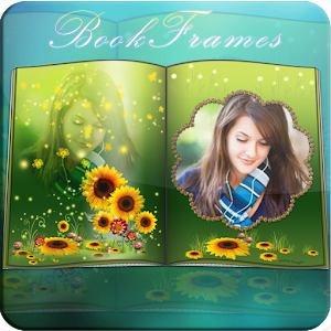 Note Book Photo Frames