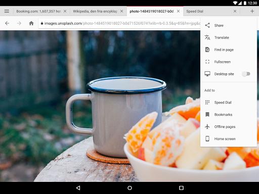 Opera browser - news & search screenshot 11