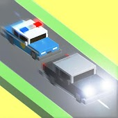 Download Smashy Cops - Crossy Road Race APK on PC