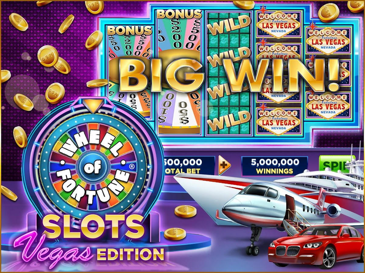 GSN Casino: Free Slot Games Screenshot 1