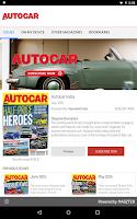 Screenshot of Autocar India Mag