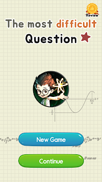 The most difficult question apk screenshot