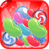APK Game candy tic tac toe sweet for BB, BlackBerry