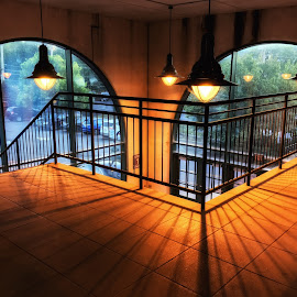 Poughkeepsie Train Station. by Carolyn Odell - Buildings & Architecture Other Interior