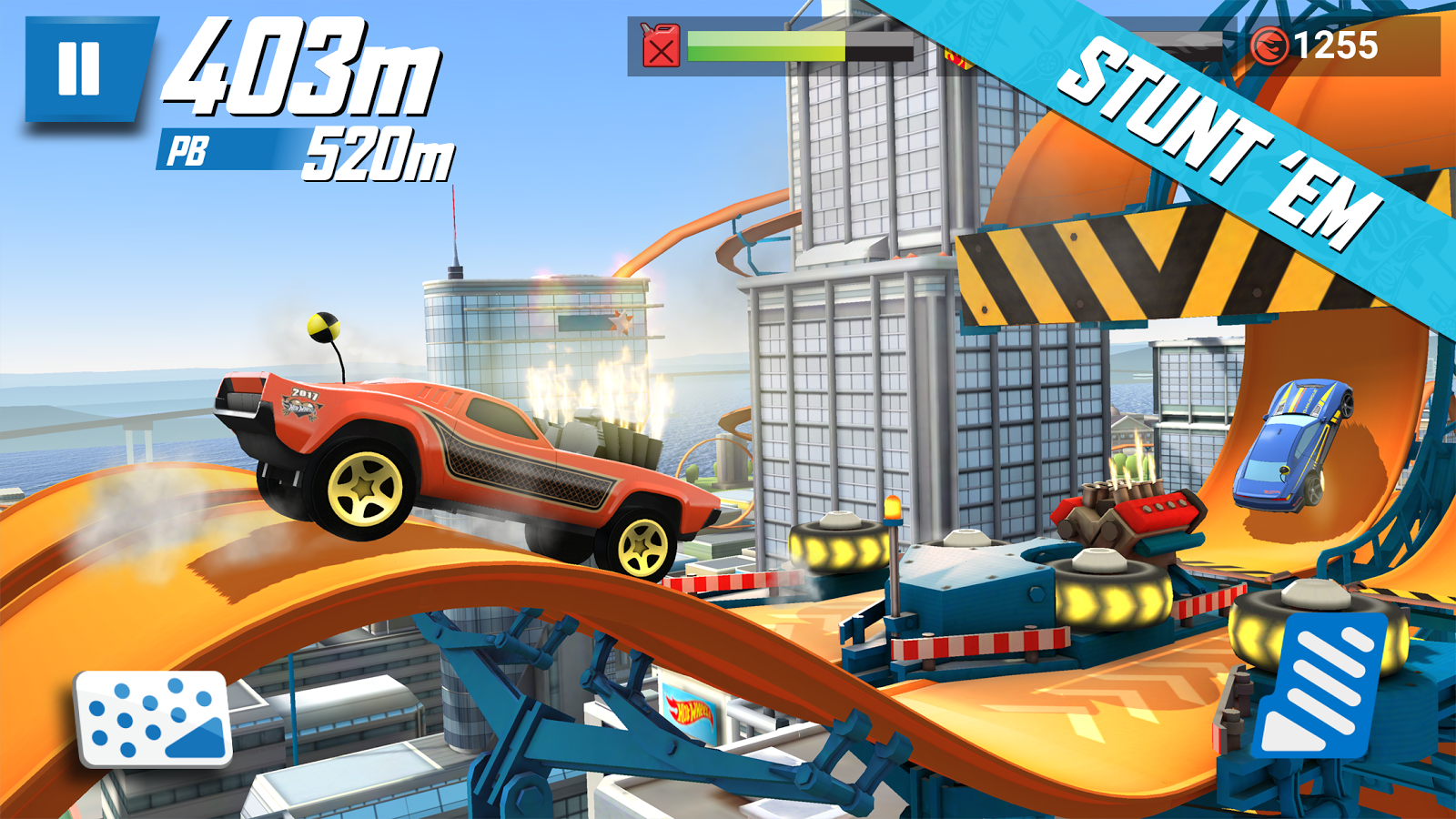 Hot Wheels: Race Off Screenshot 1