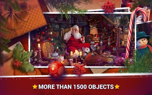 Hidden Objects Christmas – Holiday Puzzle Game APK for Kindle Fire
