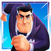 Agent Dash APK for Bluestacks