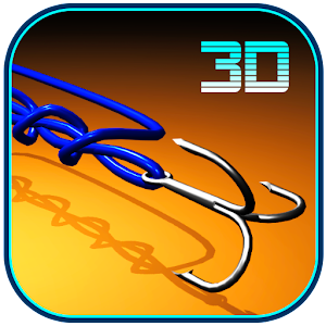 Fishing Knots Real 3D For PC / Windows 7/8/10 / Mac – Free Download