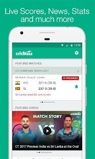 Cricbuzz - Live Cricket Scores & News APK for Ubuntu