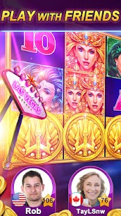 Slots With Friends™ - Free Casino Slots