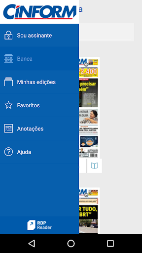 Cinform Digital - screenshot